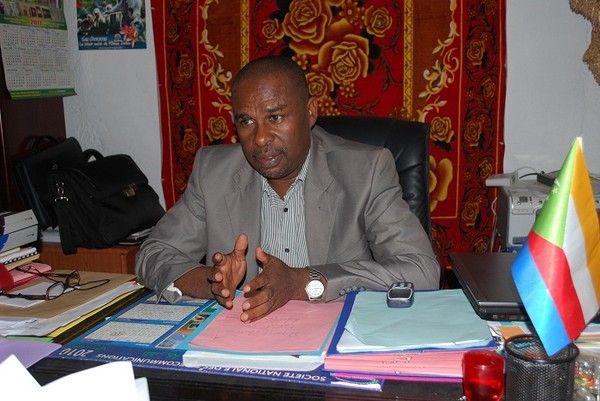 Mohamed Dhakoine Abdou remplace Sattelite au poste de SG!
