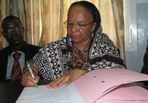 FADC: Limogeage de Mme Doulfat Kamal!