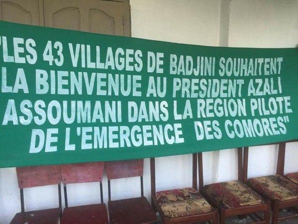 Said Larifou croit à l'émergence du pays!
